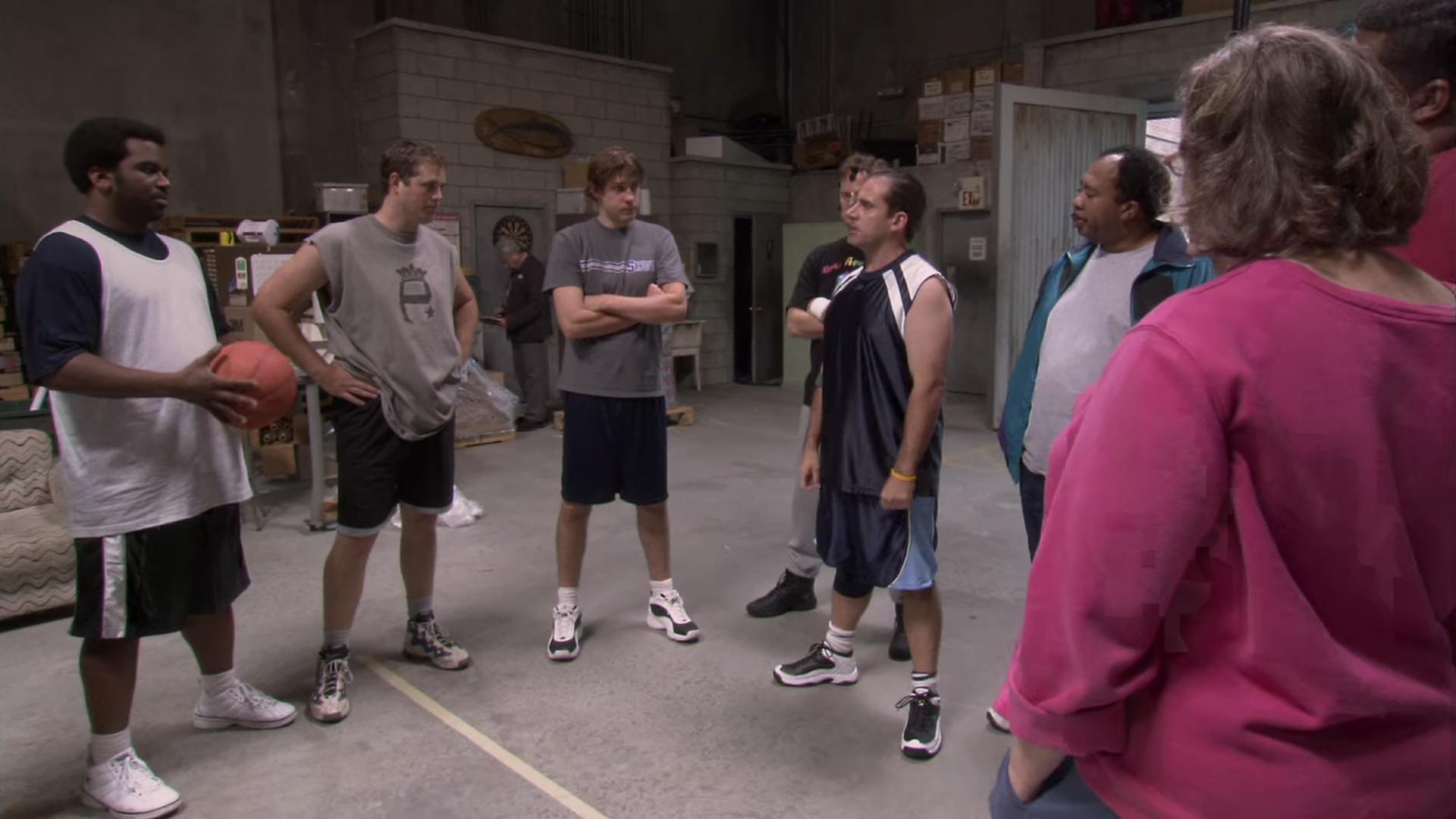 Seis cosas que no sabías del episodio del juego de baloncesto 'The Office' 11
