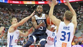 FIBA World Cup Kemba Walker