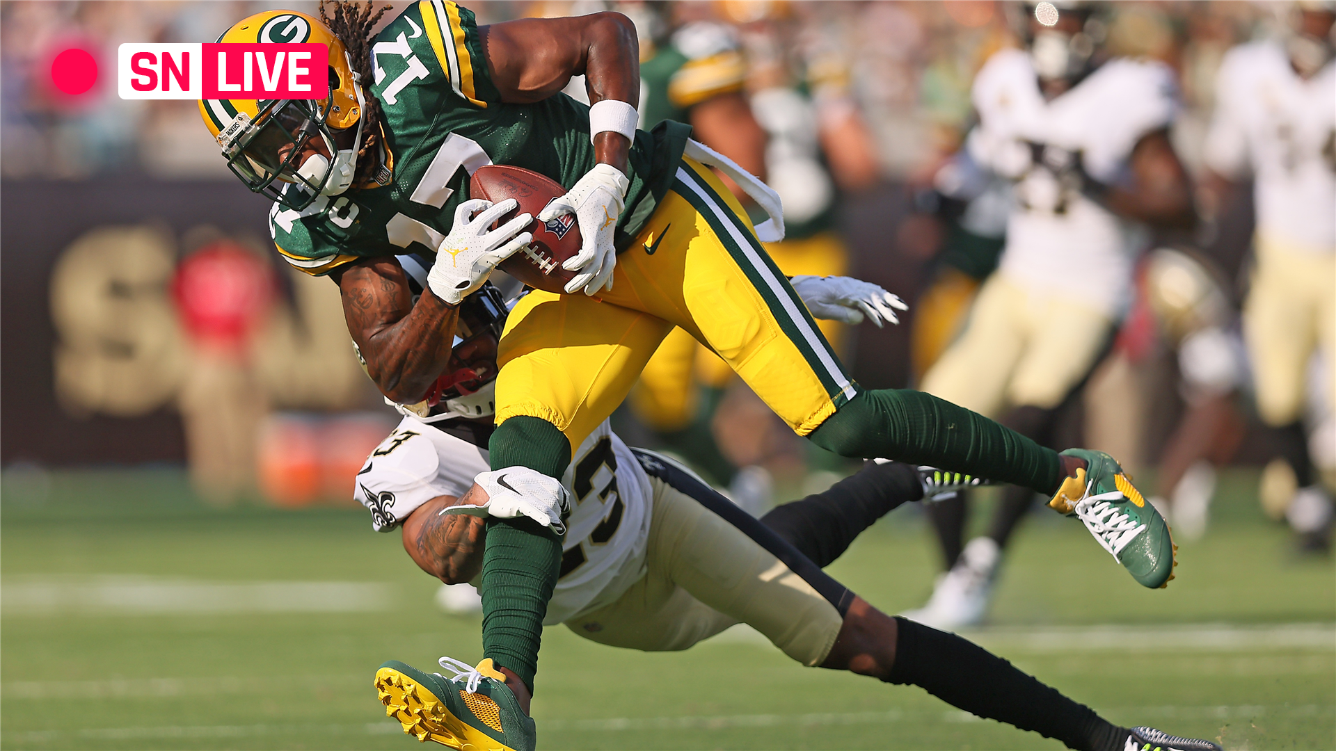 Packers vs. Lions live score, updates, highlights from NFL 'Monday Night Football' game