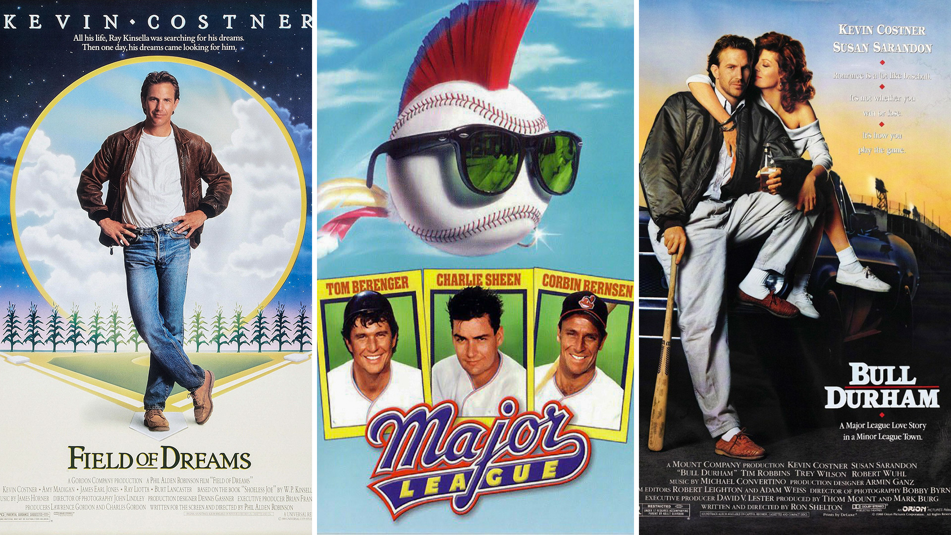 The 15 best baseball movies of all time, ranked | Sporting News