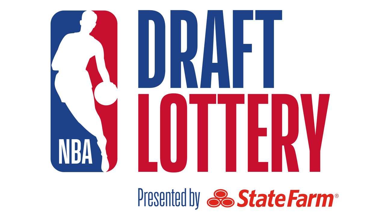 NBA Draft Lottery 2020 logo