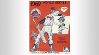 1969 World Series program