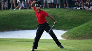 83 Tiger Woods