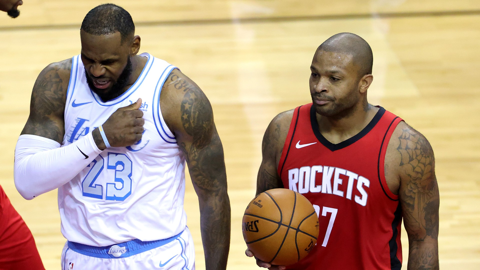 NBA trade rumors: Bucks, Lakers among teams expressing interest in Rockets' P.J. Tucker