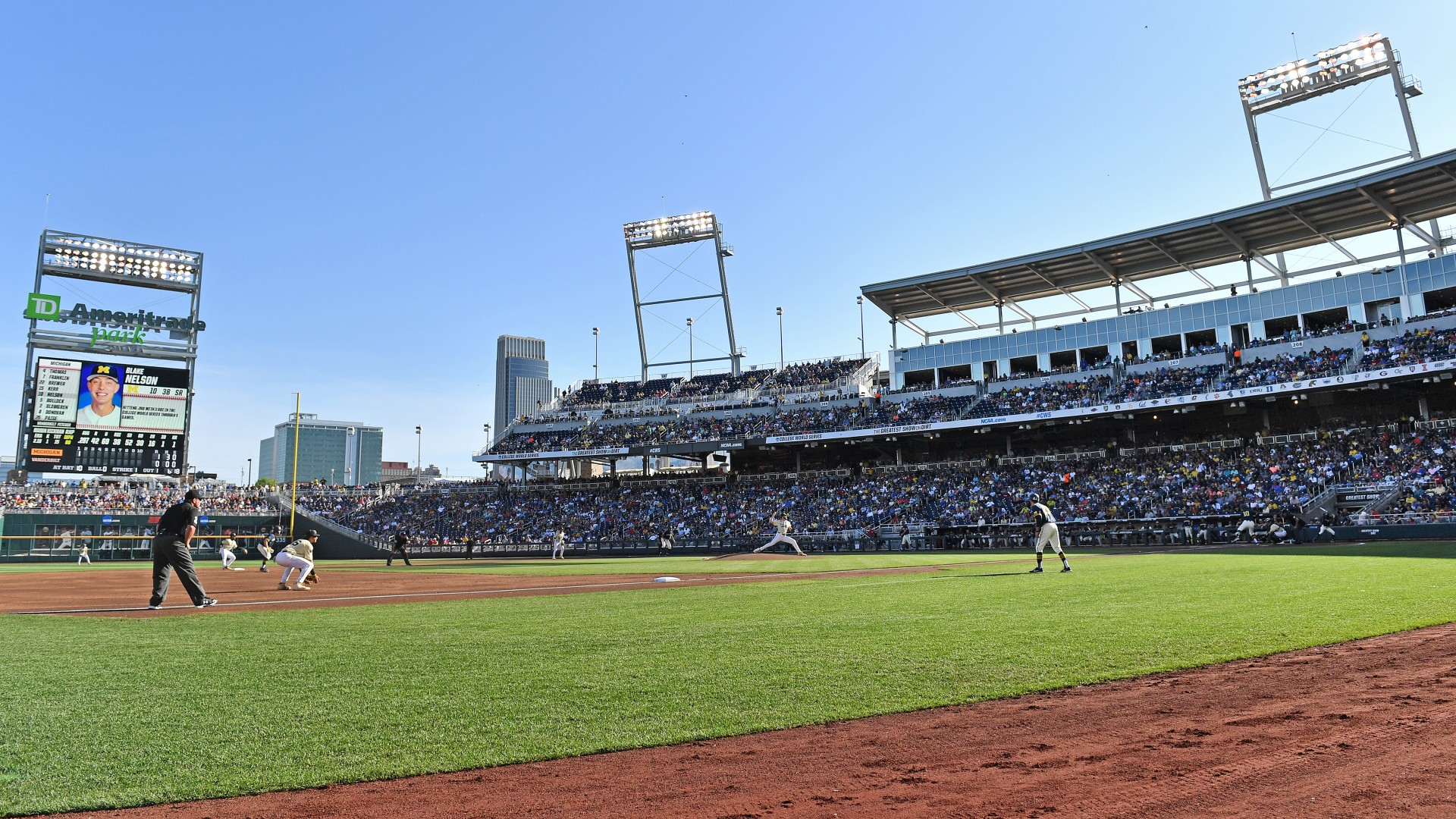College World Series bracket 2021: Full TV schedule, times, channels for NCAA baseball tournament