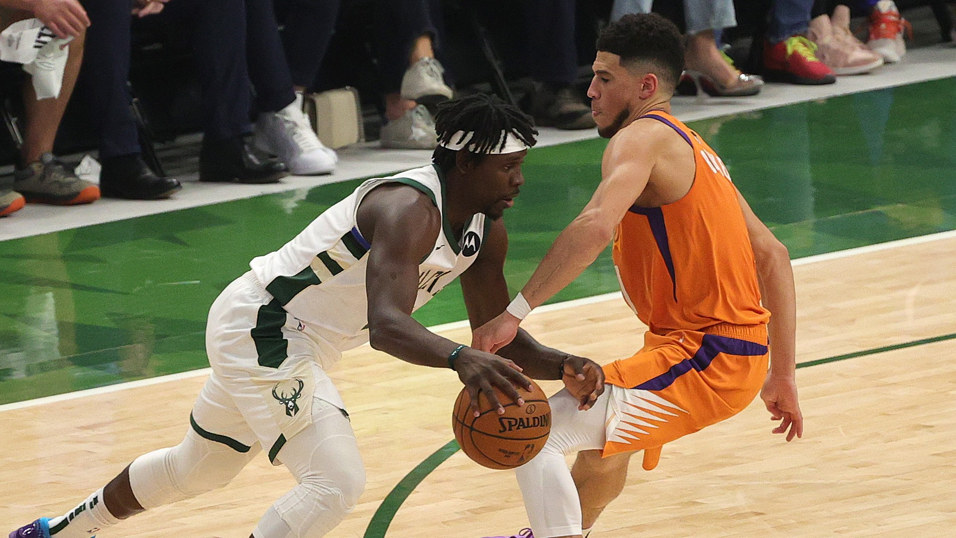 What channel is Bucks vs.  Suns today?  Time, TV schedule for Game 5 of the 2021 NBA Finals