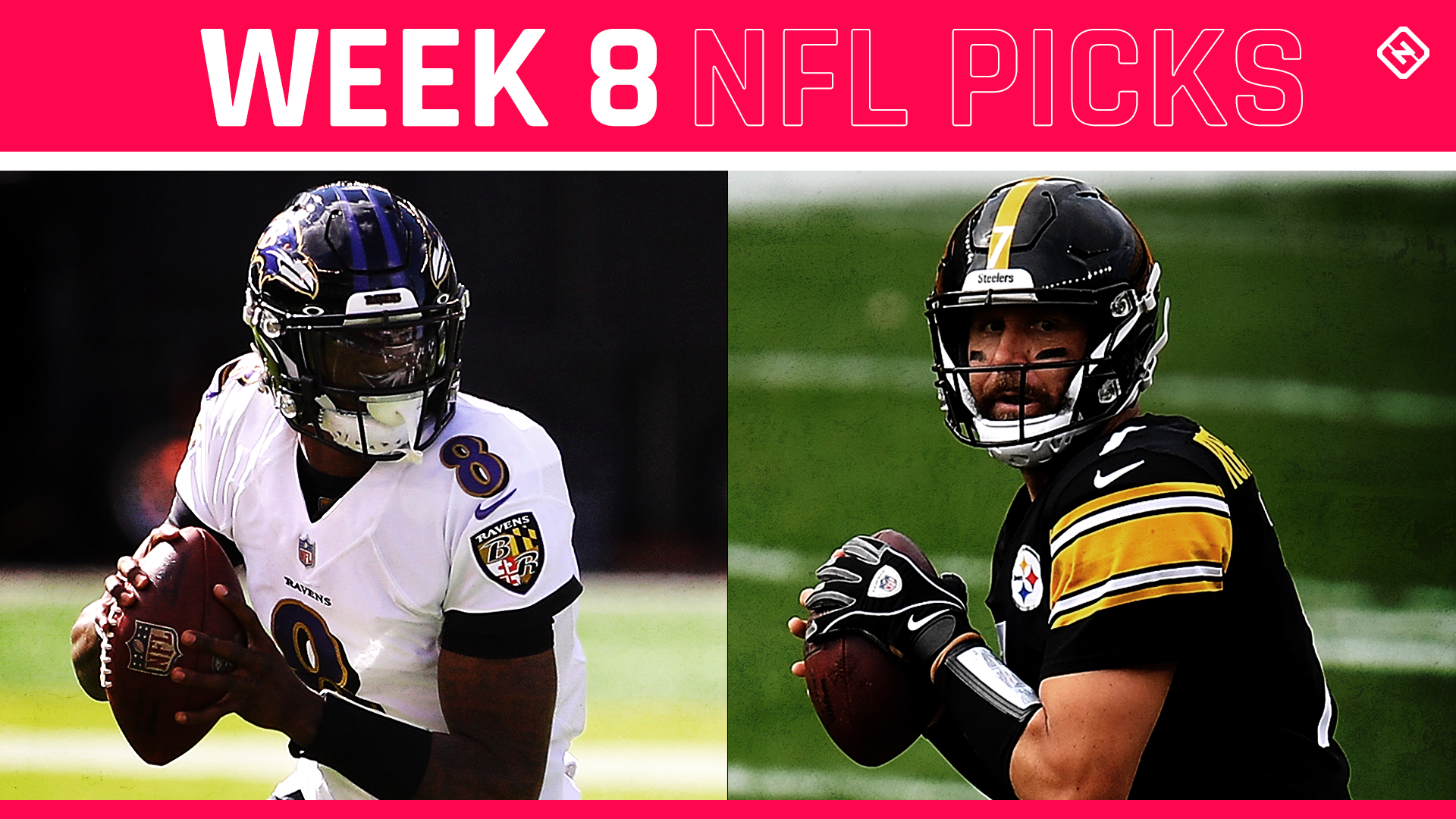 NFL picks, predictions for Week 8: Ravens hand Steelers first loss; Saints beat Bears; Browns upset