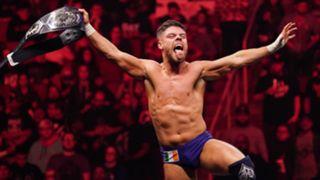 NXT cruiserweight champion Jordan Devlin