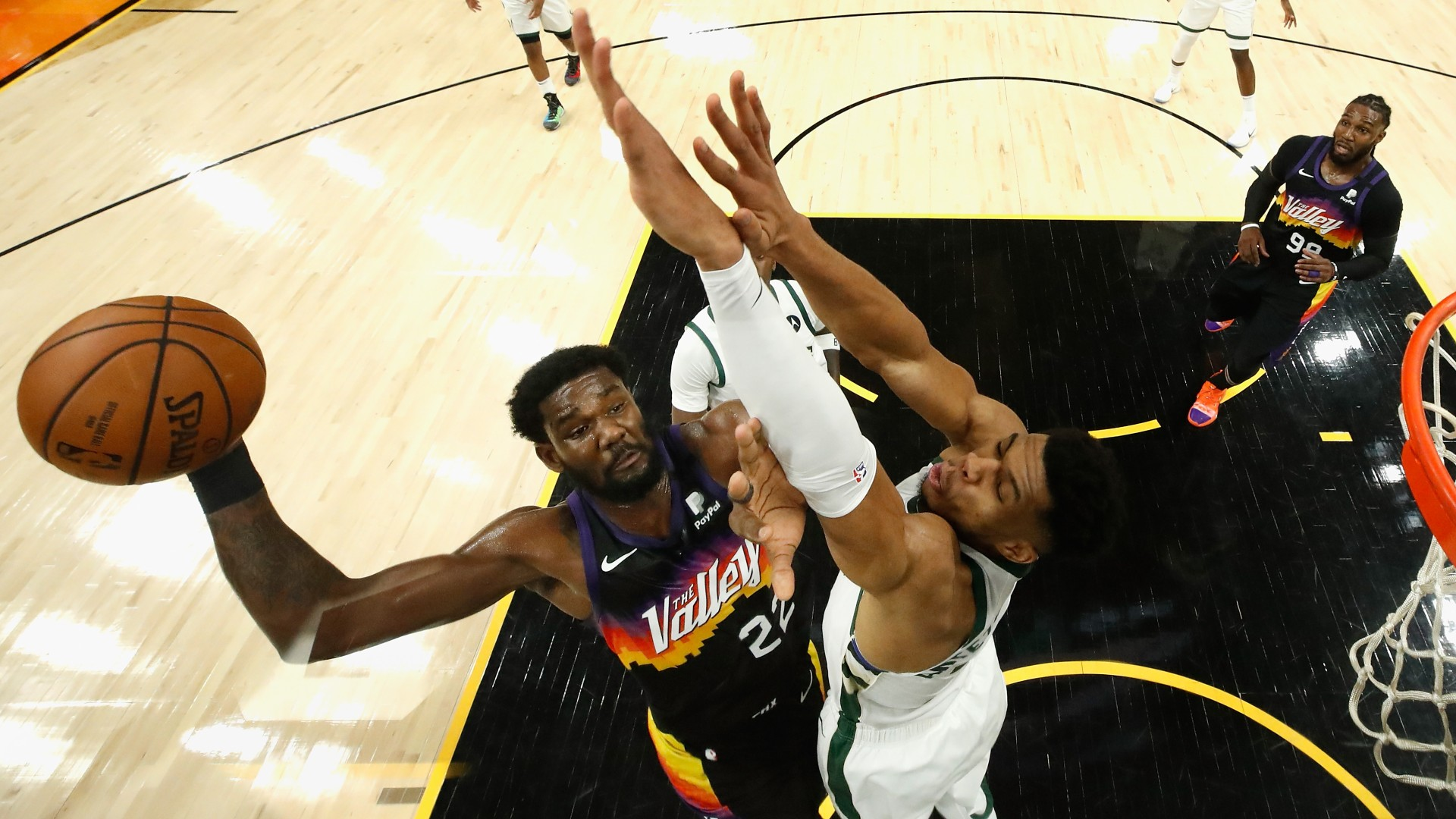 What channel is Bucks vs. Suns on today? Time, TV schedule for Game 3 of 2021 NBA Finals