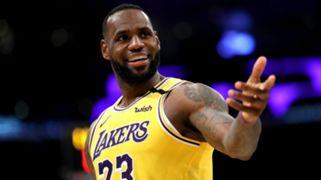 LeBron James Los Angeles Lakers