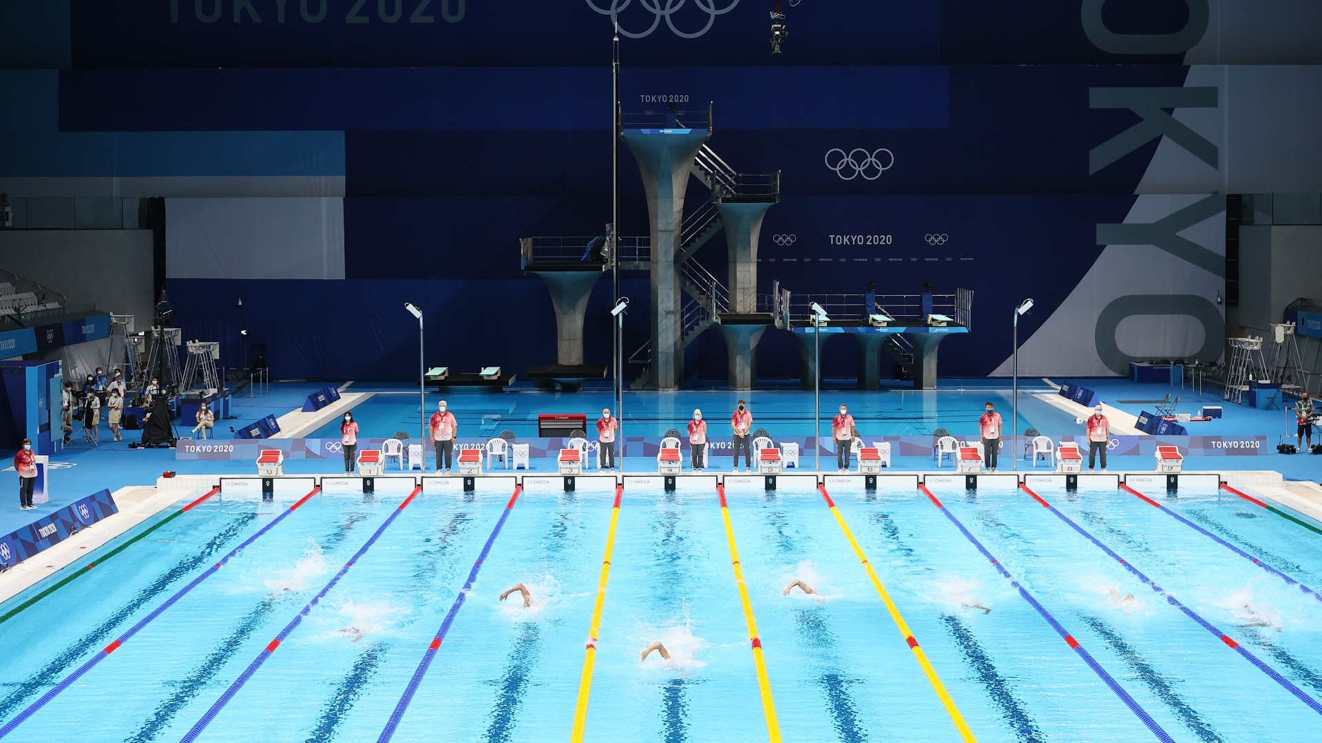 Olympics swimming results: Updated 2021 medal winners for every event at Tokyo Games