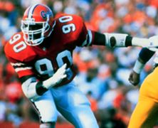 Pittsburgh Steelers:Huey Richardson, LB, Florida (No. 15 overall in 1991)