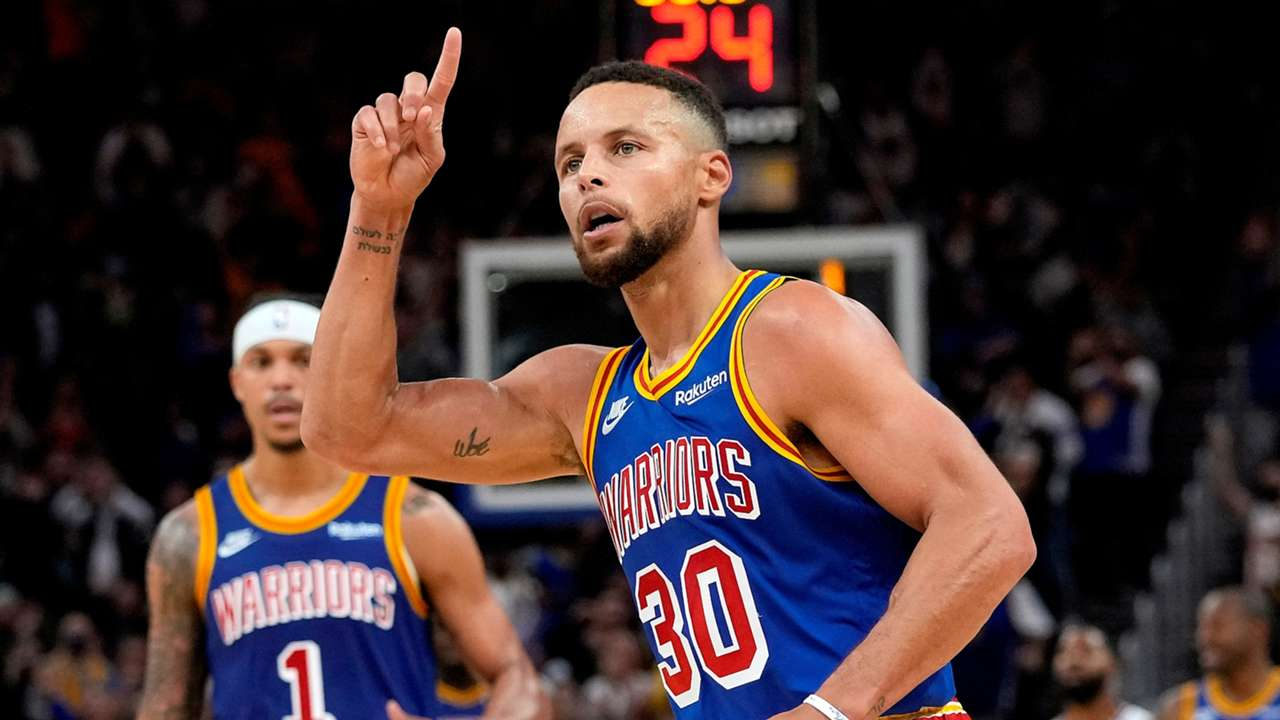 Warriors star Stephen Curry