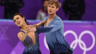Madison Chock and Evan Bates, United States