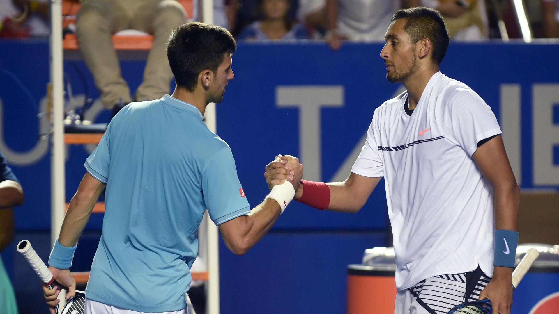 Nick Kyrgios slams 'boneheaded' Novak Djokovic-led Adria Tour event
