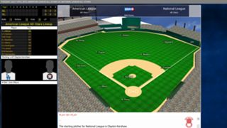 OOTP 16 - All Star Game