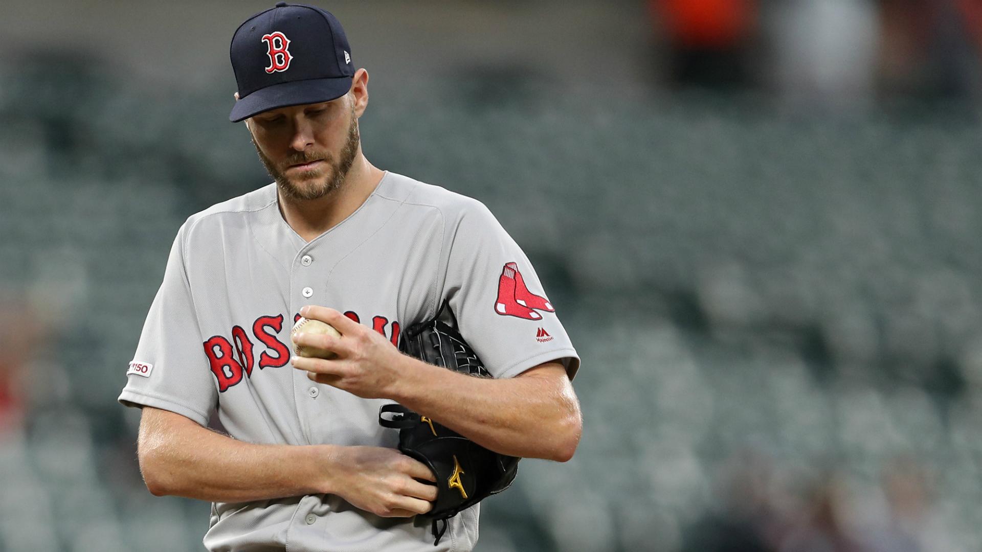 ¿Cuánto tiempo está Chris Sale? Cronología de la lesión, fecha de regreso, últimas actualizaciones en el as de los Red Sox 53