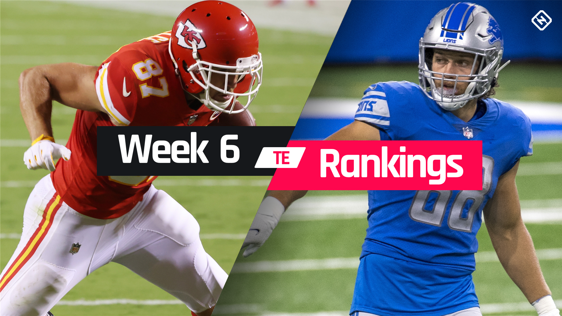 Week 6 Fantasy Football Tight End Rankings