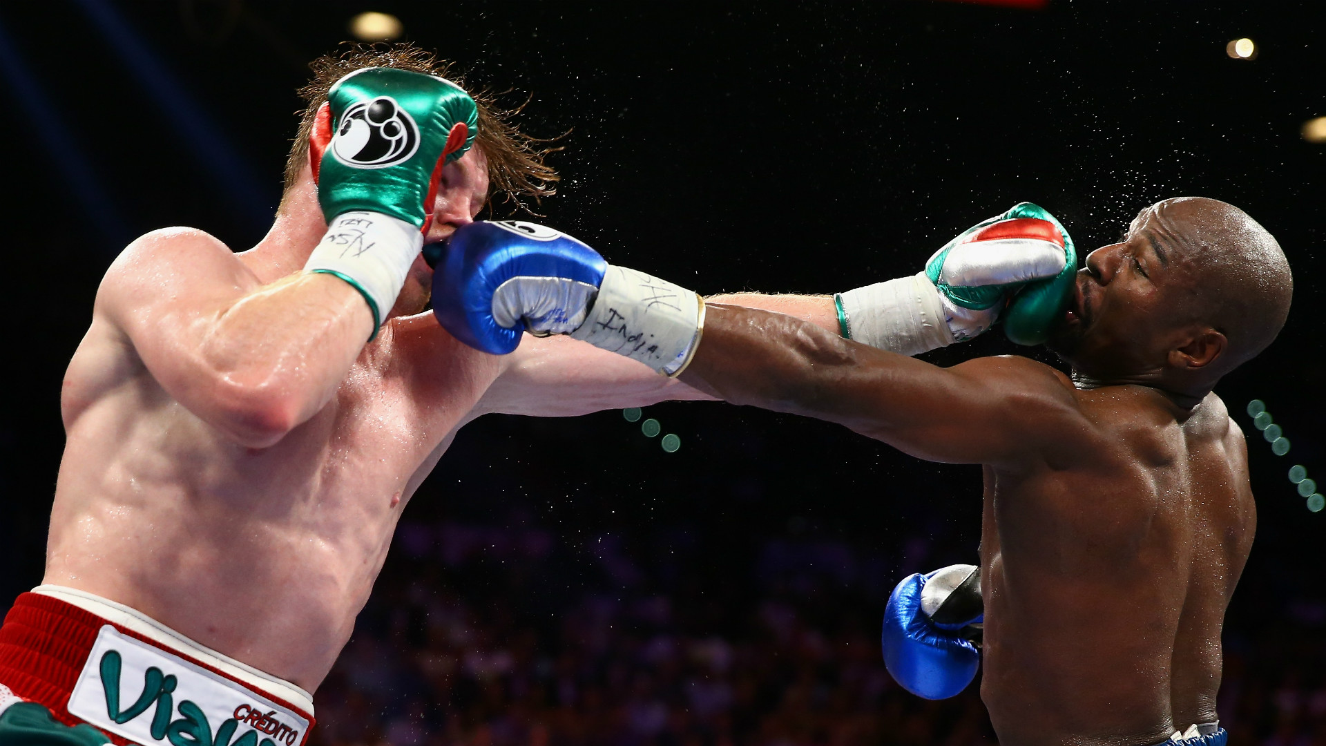 Canelo Vs. Mayweather, Other Archived Alvarez Fight Replays, Highlights On Dazn   Sporting News