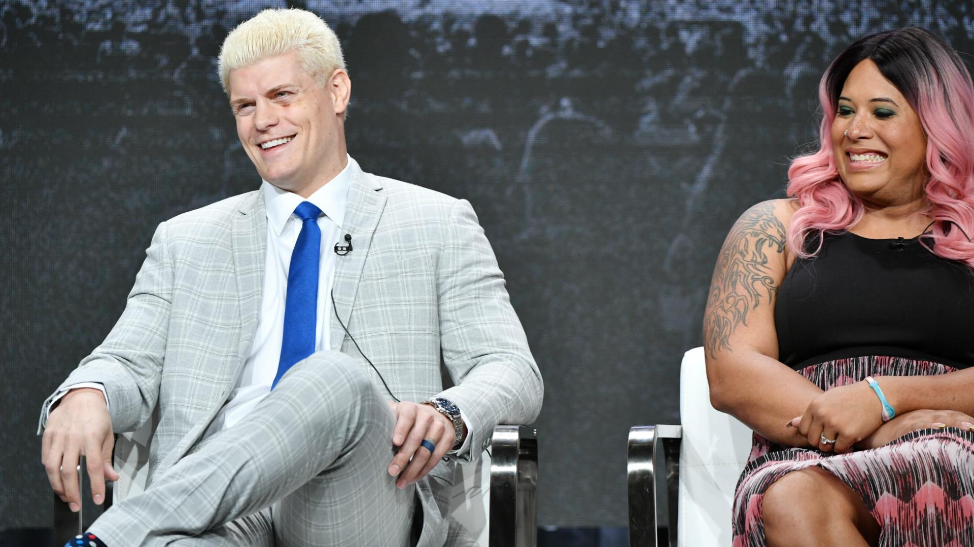 Cody Rhodes sobre su nueva confianza en AEW y su preparación mental para sus partidos 61