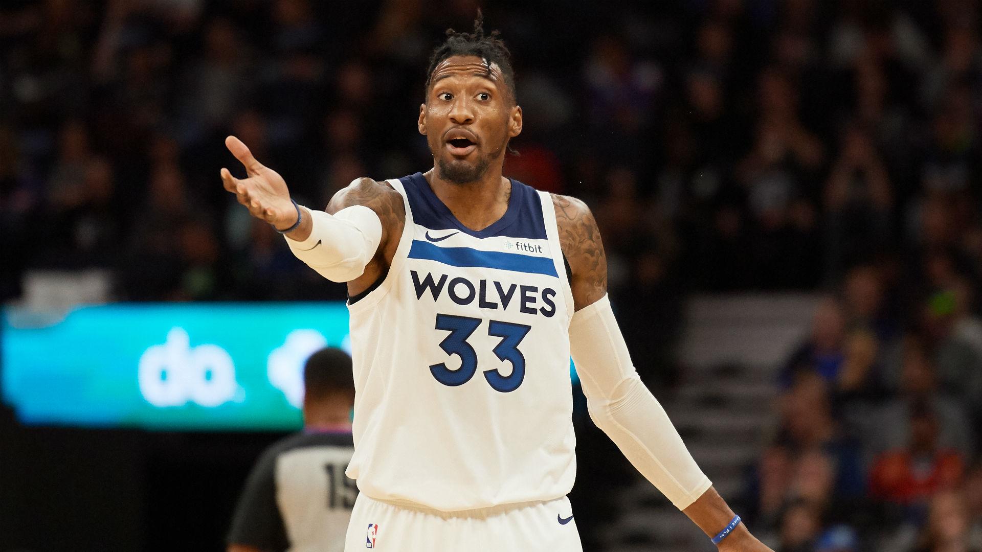 NBA trade rumors: Rockets have 'serious interest' in Timberwolves' Robert Covington