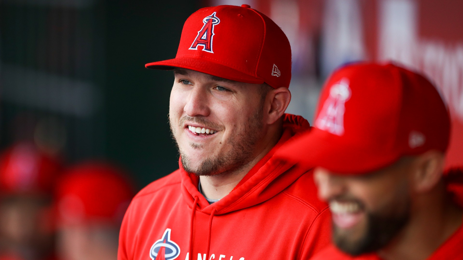 Angels' Mike Trout on Shohei Ohtani's most impressive trait, MLB's crackdown on sticky stuff