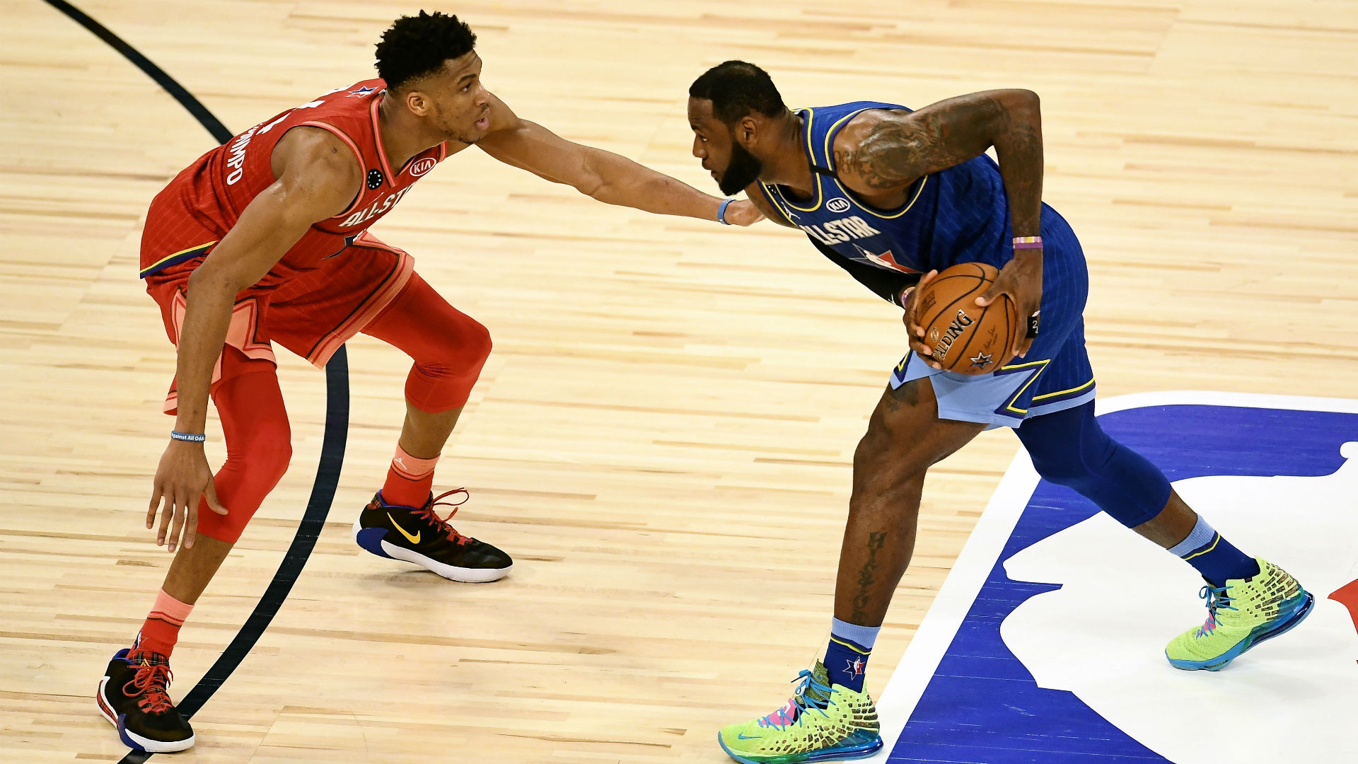 NBA All-Star schedule 2021: Times, TV channels, lineups for Slam Dunk Contest, 3-point Contest, Skills Challenge