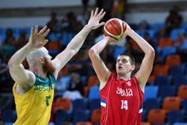 Jokic Serbia FIBA