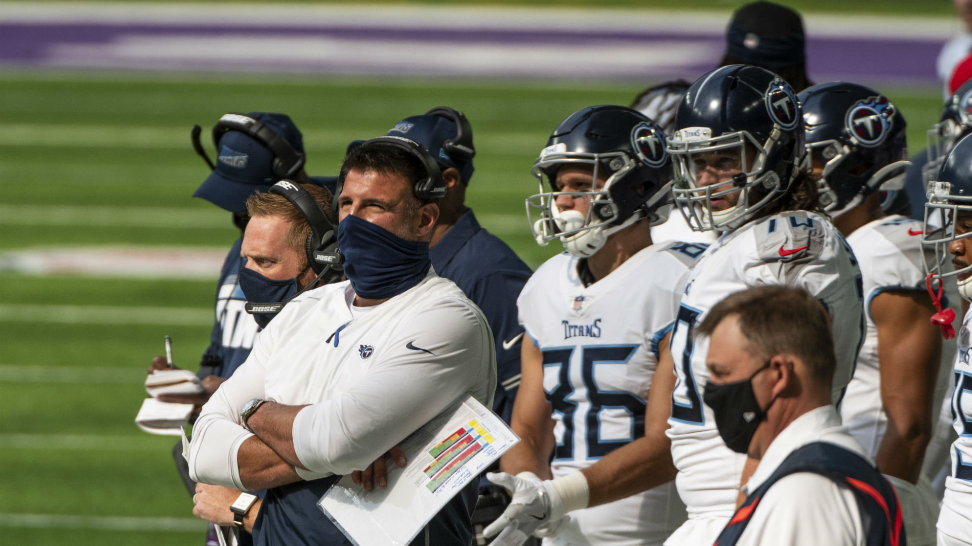 Titans COVID-19 timeline: How the NFL's first coronavirus outbreak reshuffled the schedule