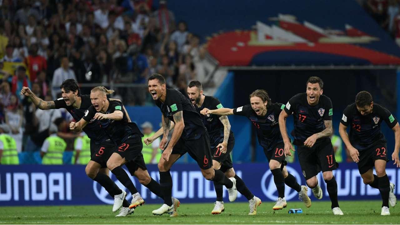 Croatia win against Russia World Cup FTR