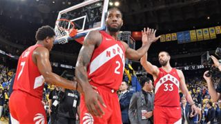 NBA Finals Game4 Kawhi Leonard