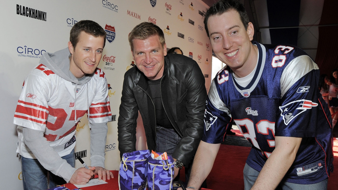 Kasey kahne kyle busch super bowl betting netcoin crypto currency