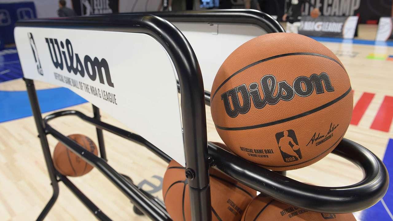 Wilson NBA Ball