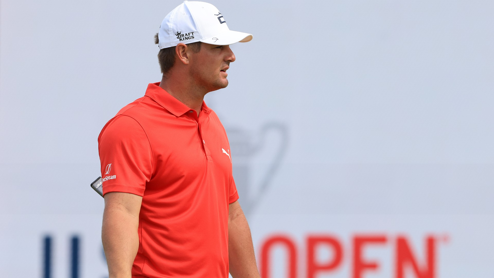 Bryson DeChambeau denies turning down US Open group with Brooks Koepka: 'I would have been fine with that'