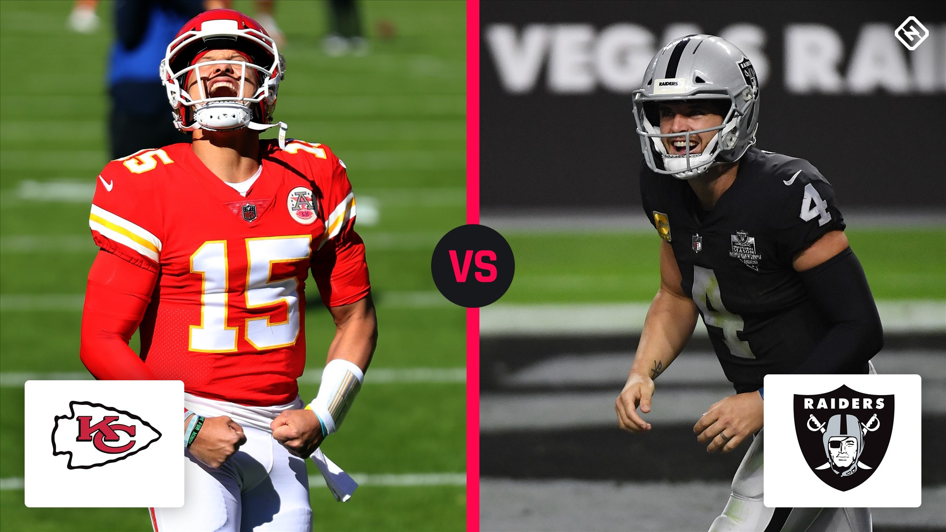 What channel is Chiefs vs. Raiders on today? Schedule, time for 'Sunday Night Football' in Week 11