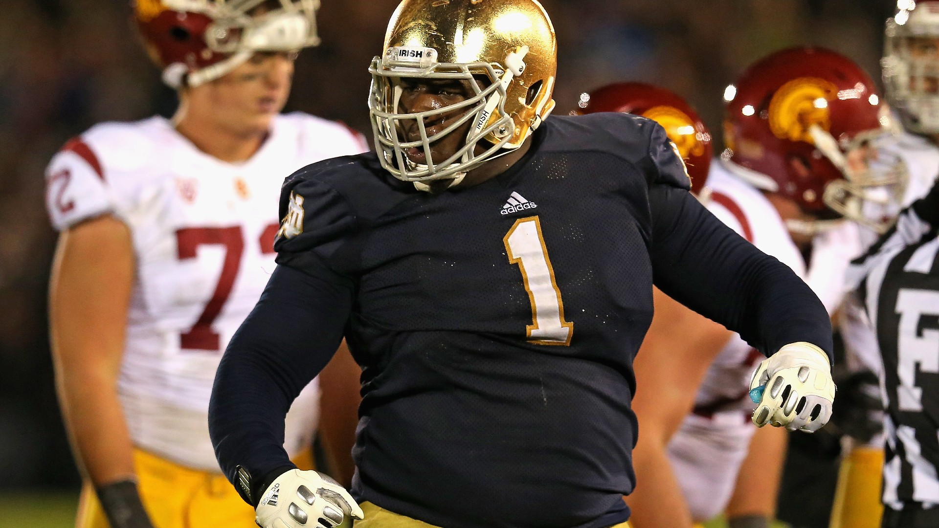Louis Nix III dead, mother says; former Notre Dame, NFL lineman was missing for days