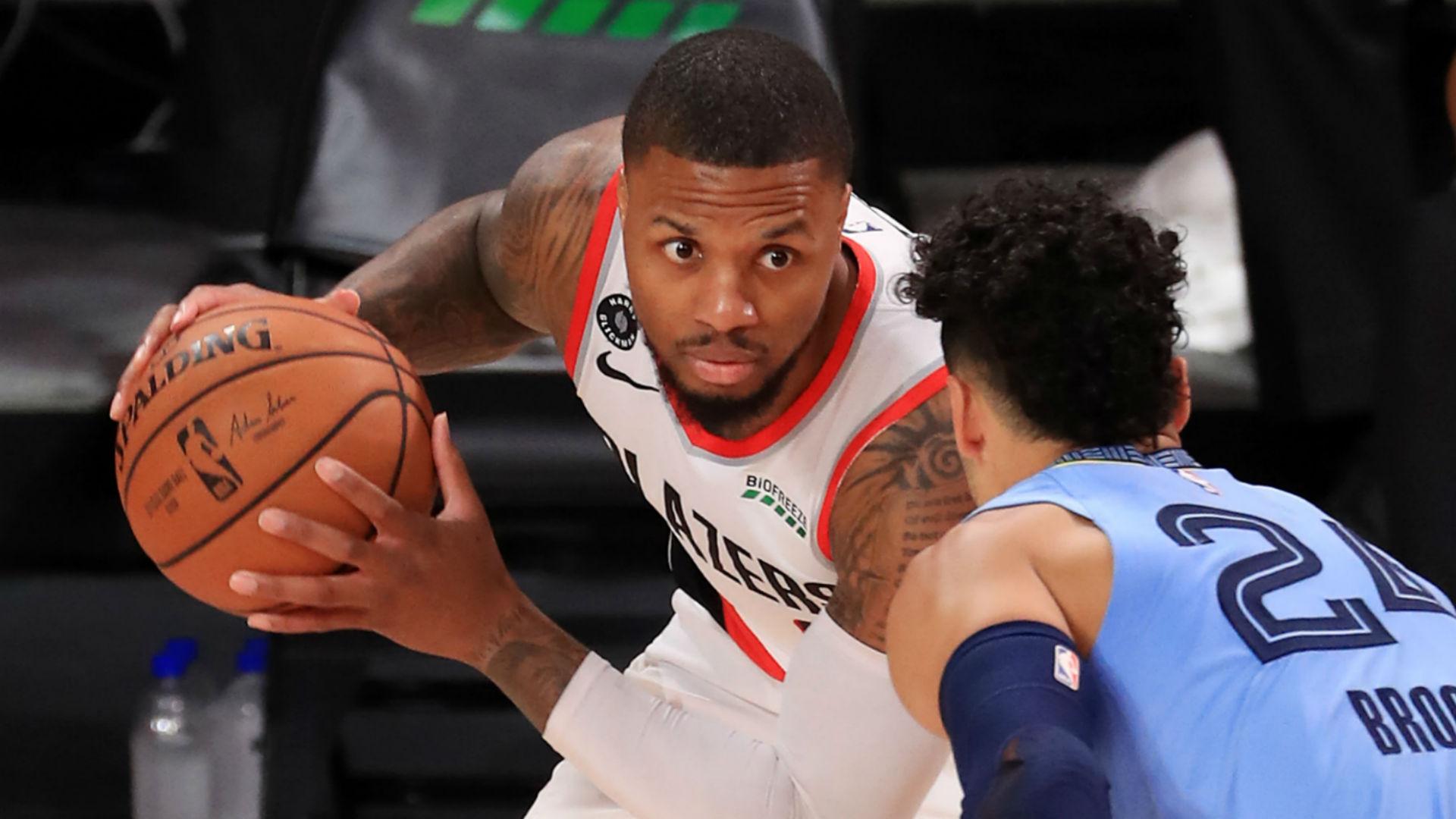 Damian Lillard trades rumors: Knicks ready to 'pounce' on Trail Blazers custody