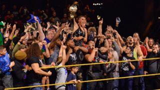 Rhea Ripley - NXT women's champion