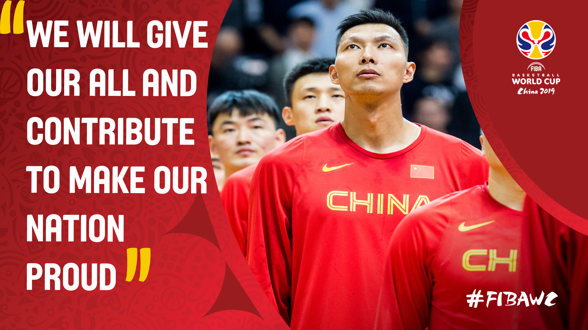FIBAWC Preview: Chinese Homeland heroes reaching beyond borders