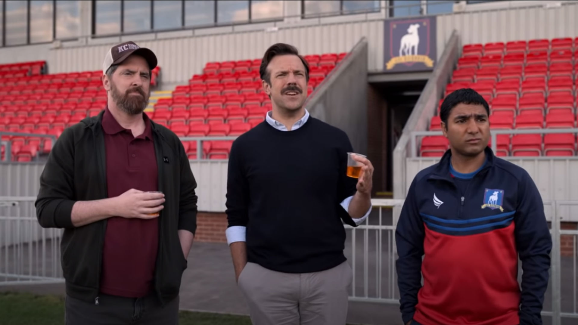 The trailer for season 2 of 'Ted Lasso' has the point of roasting the Jets