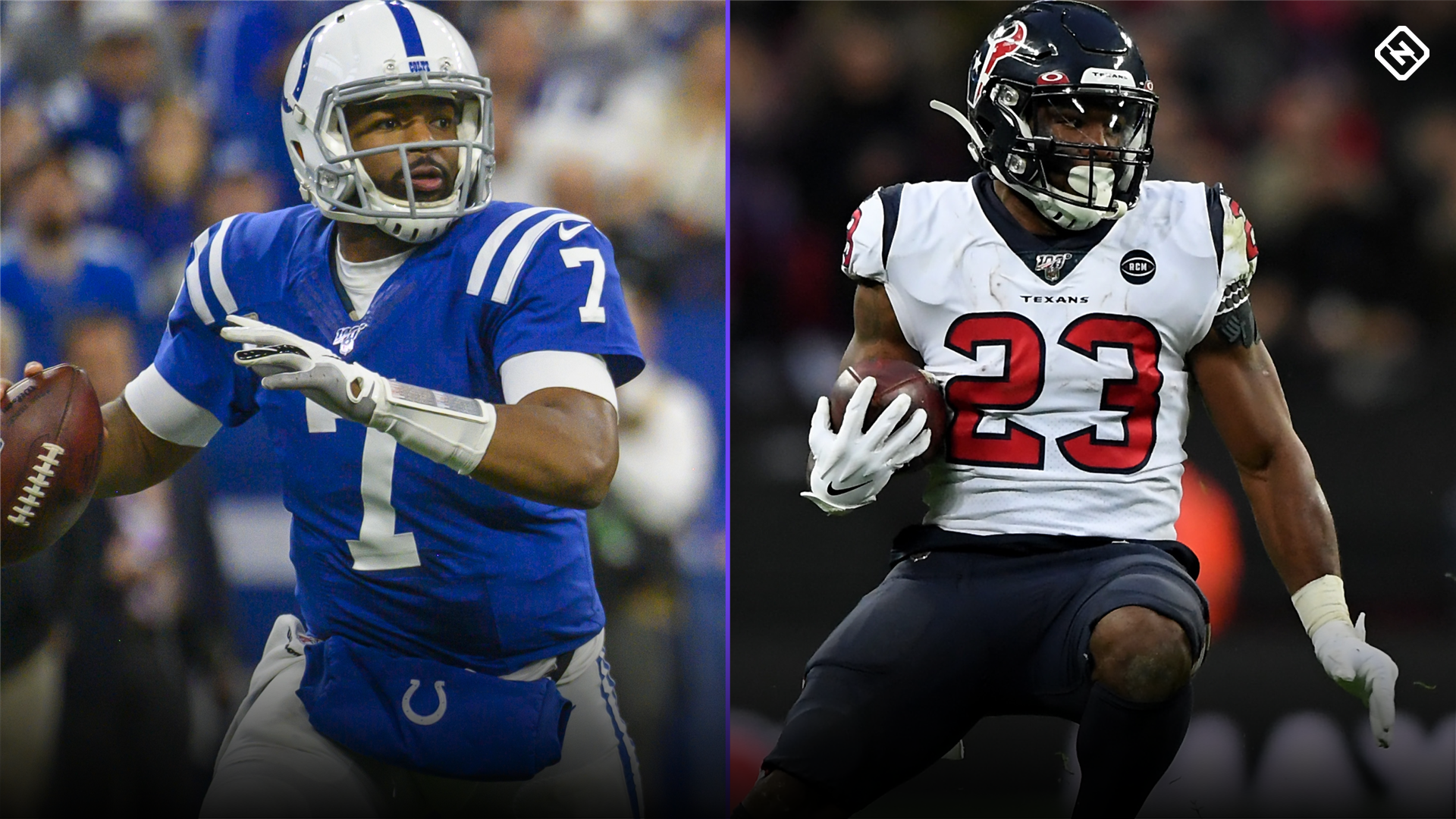 Colts vs. Texans: Who to start/sit in fantasy for 'Thursday Night Football'