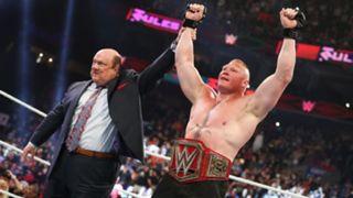 Brock Lesnar - WWE Universal champion