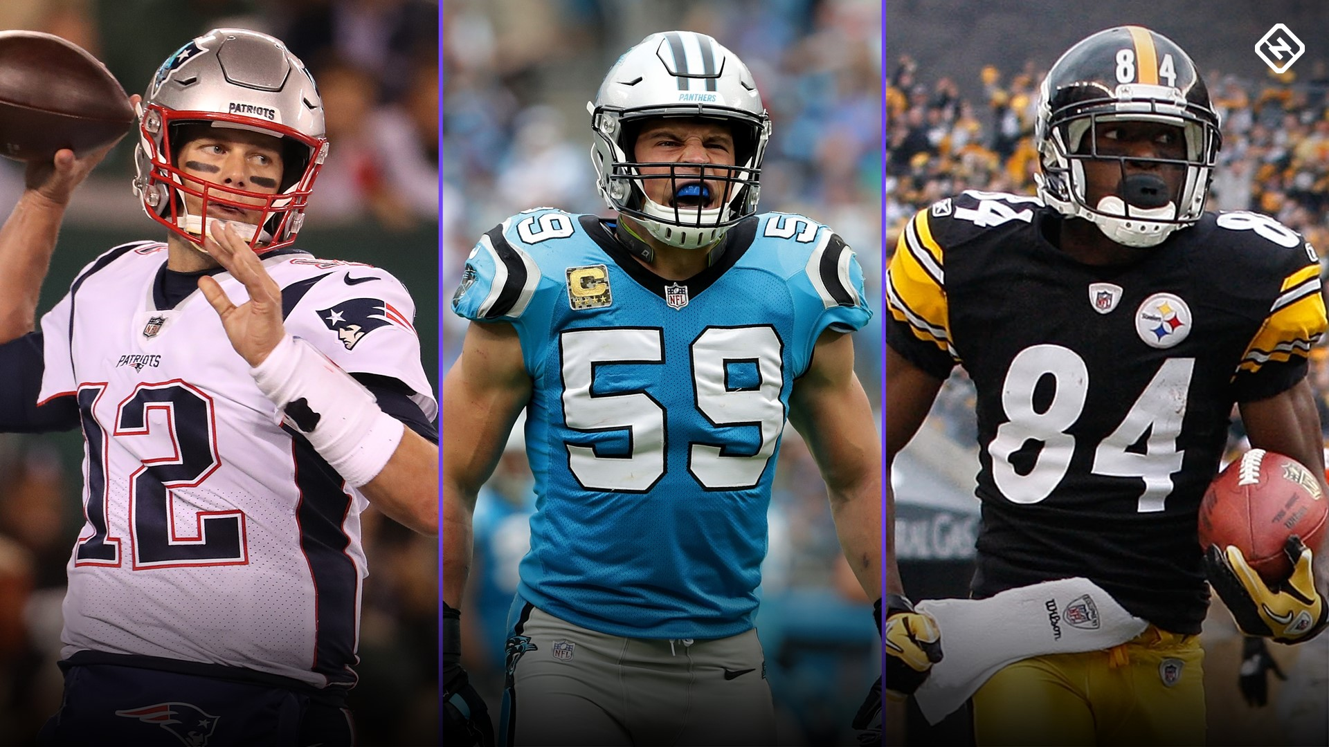 Sporting News' NFL All-Decade team for the 2010s ...