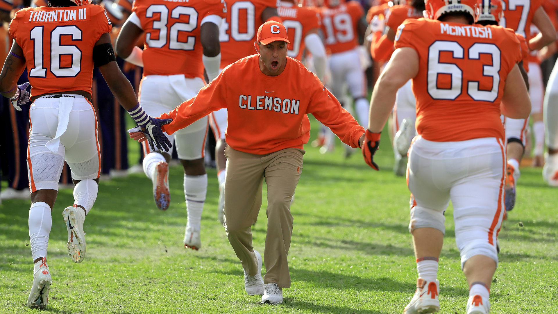 Bettor wagered $8.6K to win $8.60 for Clemson win over Syracuse