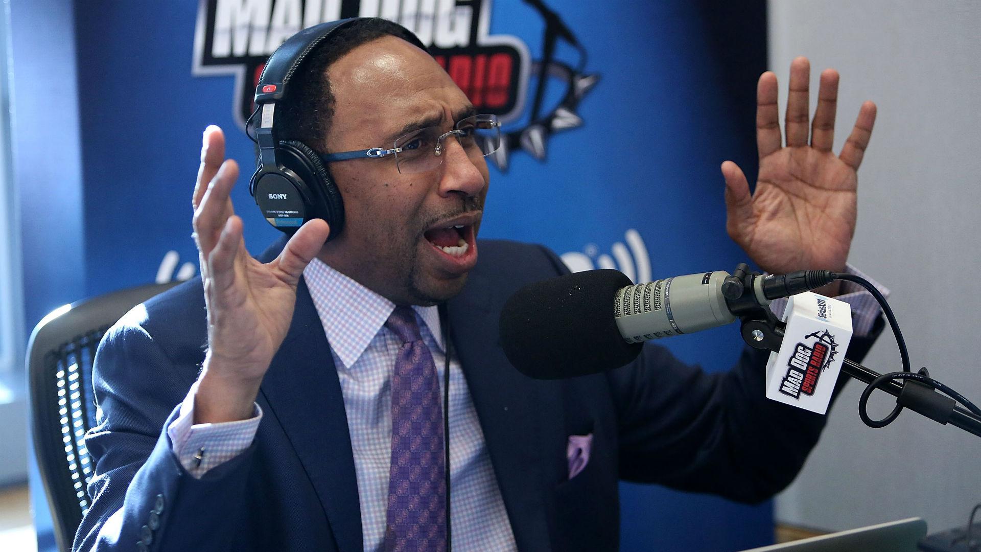 Stephen A. Smith shames NBA over WNBA bubble amenities