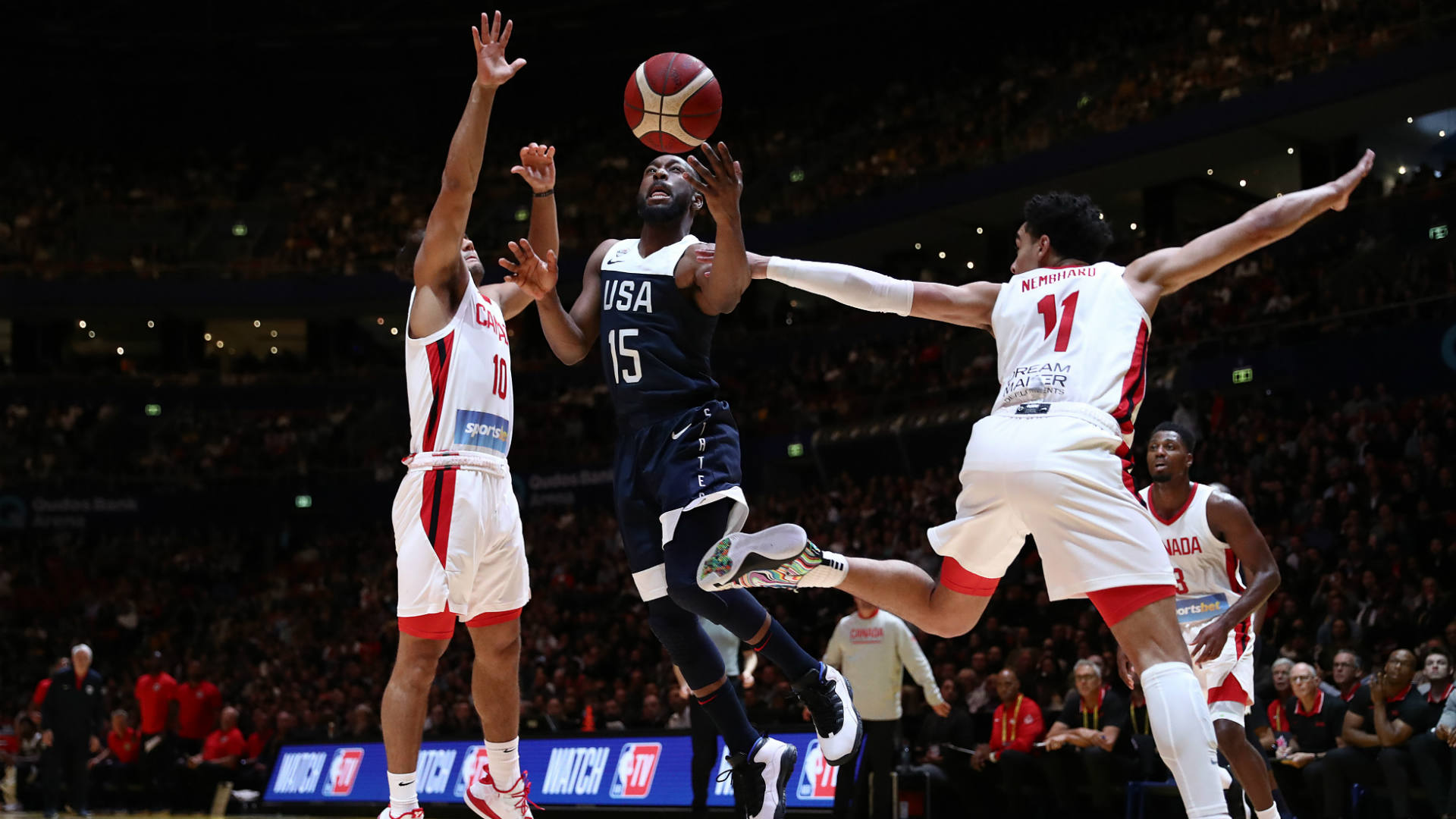 USA airball: Players who passed on FIBA World Cup will miss out on performance bump after