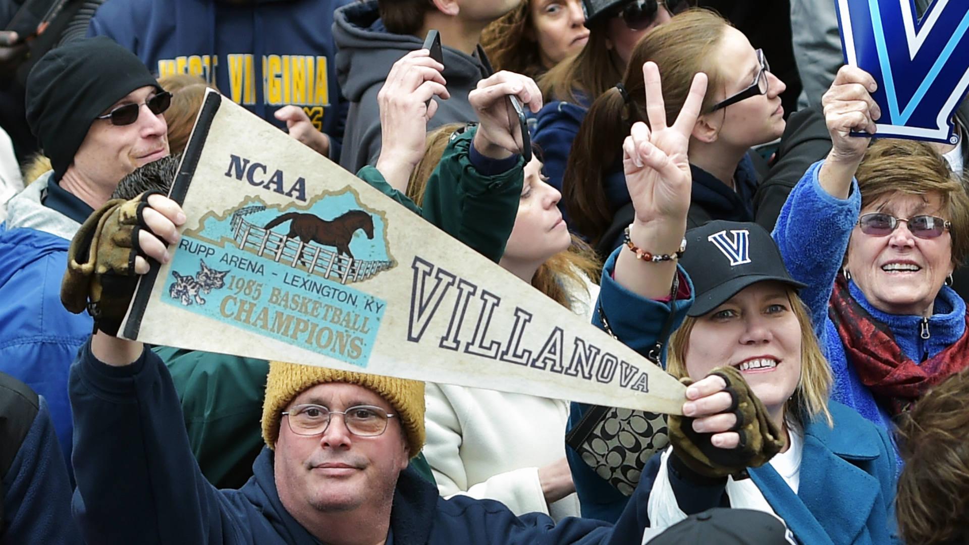 Villanova vs.Georgetown, 1985: Siete cosas que no sabías sobre el 'Juego perfecto' de Wildcats molesto 30
