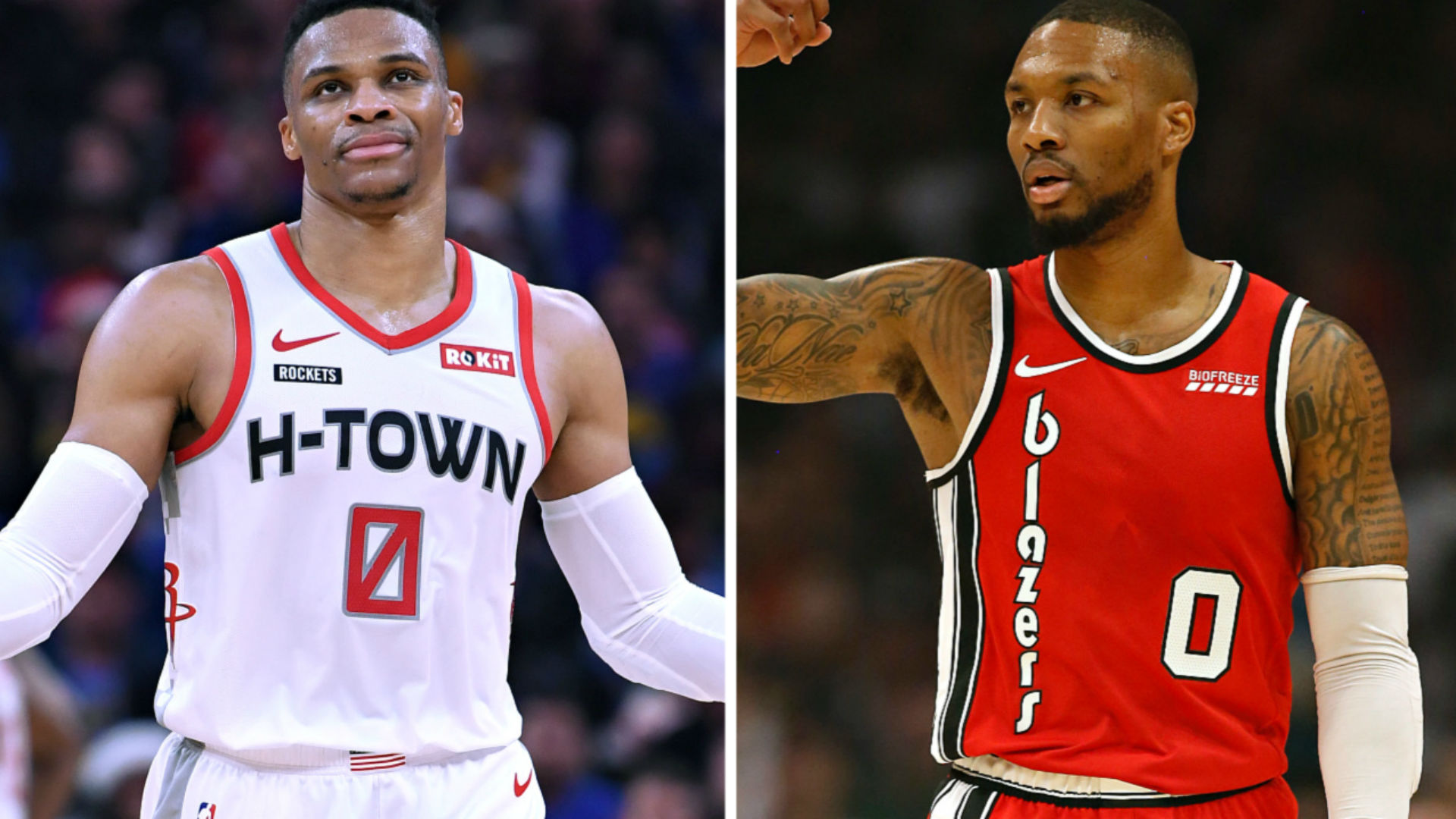 Russell Westbrook looked foolish in latest trash-talking battle with Damian Lillard
