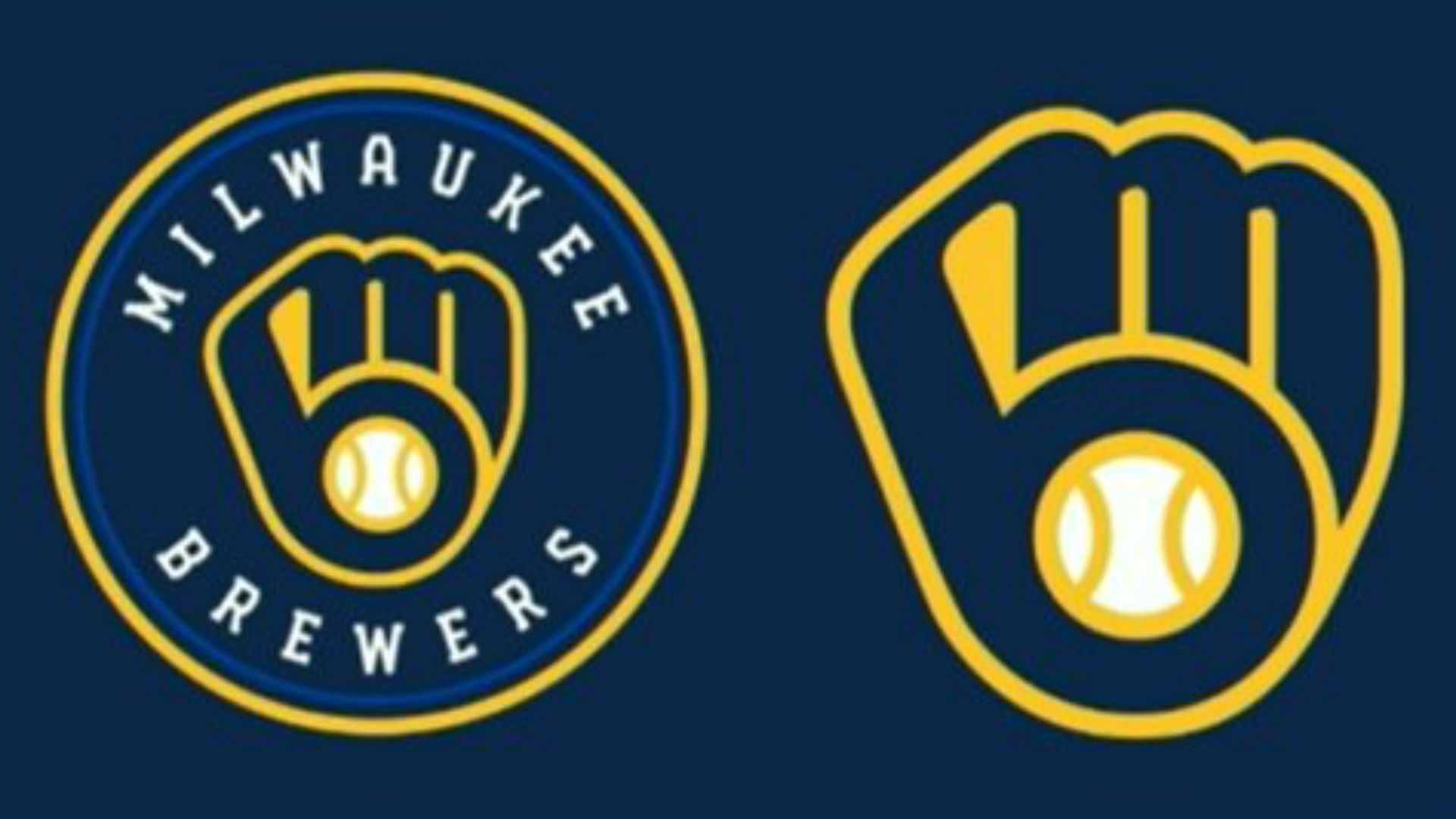 The Brewers revealed new uniforms, reimagined their old logo and it's all so beautiful