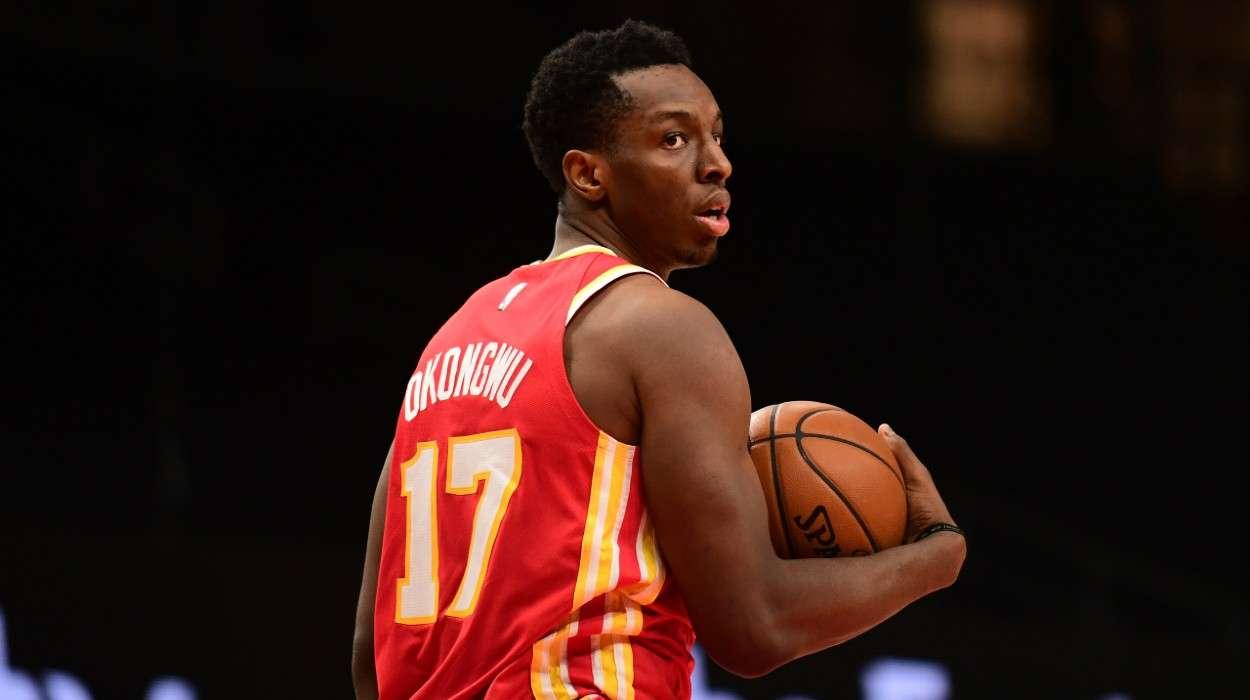 Onyeka Okongwu Atlanta Hawks